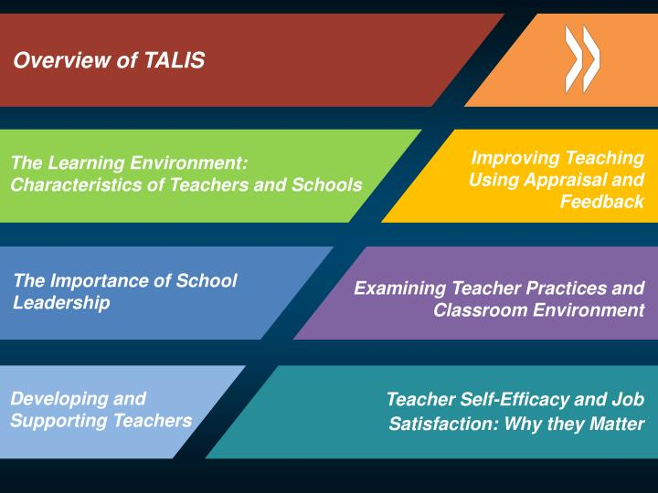 Overview of TALIS