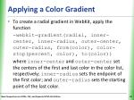 applying a color gradient3