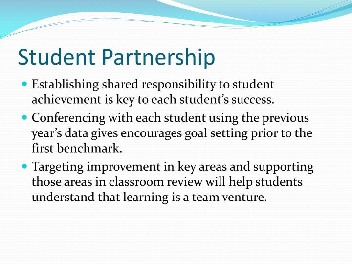 Student Partnership