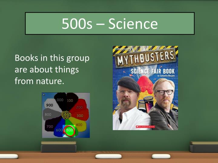 500s – Science