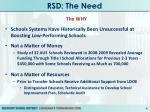 rsd the need3