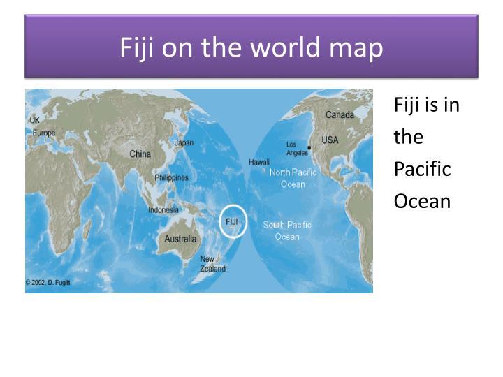 PPT FIJI PowerPoint Presentation ID 6499359