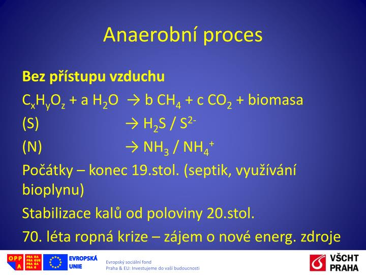 Anaerobn proces