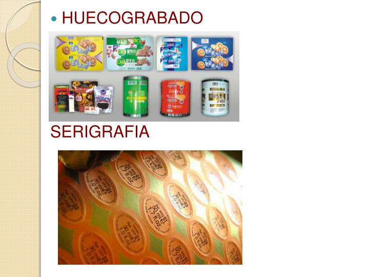HUECOGRABADO