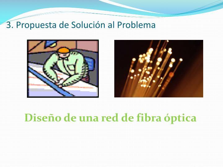 3. Propuesta de Solución al Problema