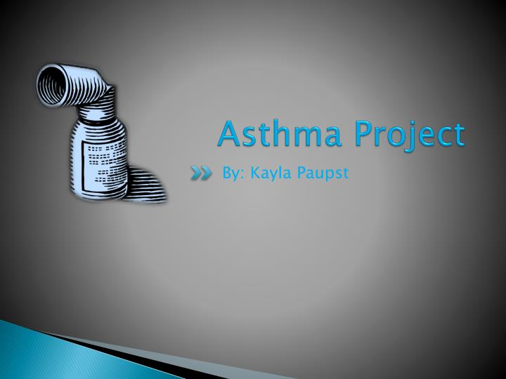 Asthma project