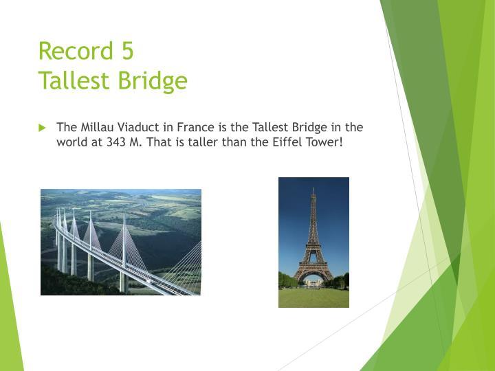 Record 5