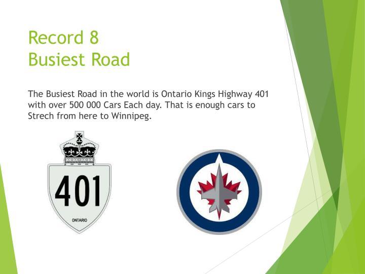 Record 8
