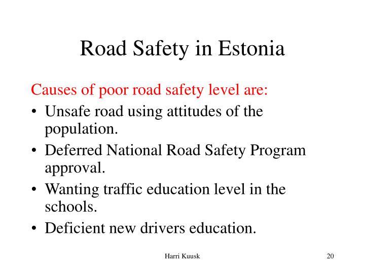 Road Safety i