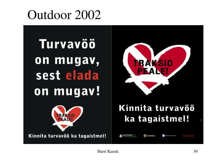 Outdoor 2002