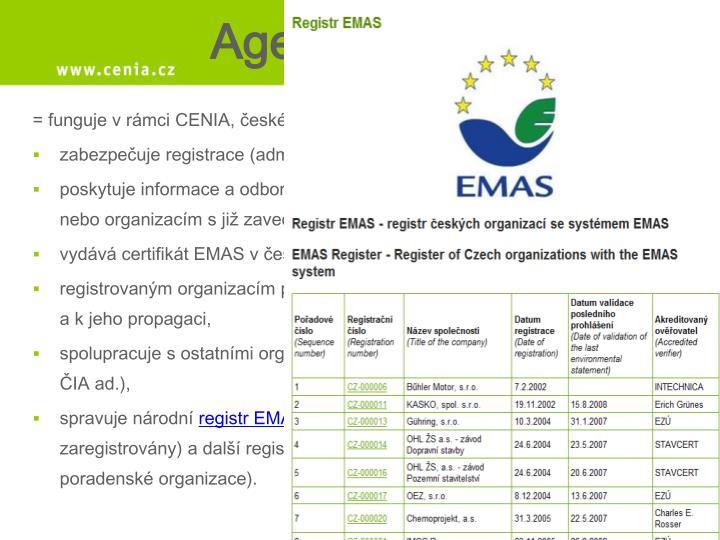 Agentura EMAS