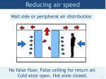 reducing air speed1