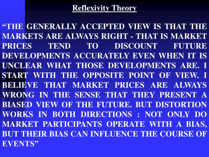 Reflexivity Theory