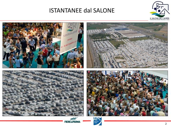 Istantanee dal salone