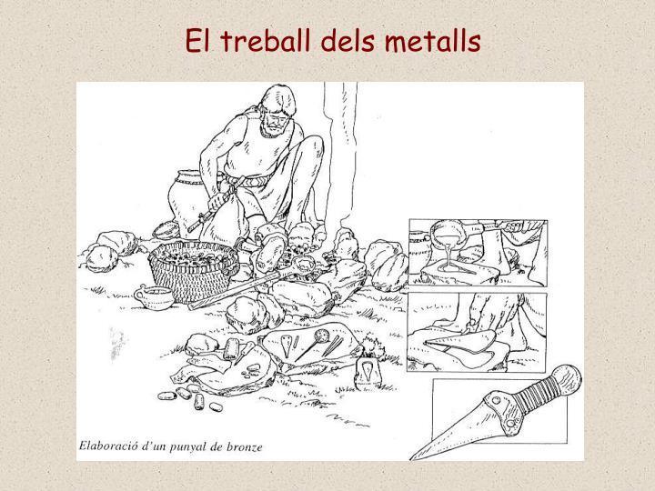 El treball dels metalls