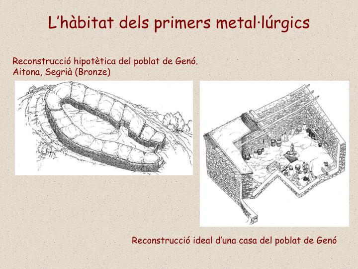 L'hàbitat dels primers metal·lúrgics