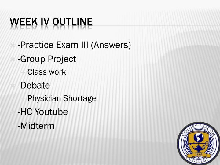-Practice Exam III (Answers)