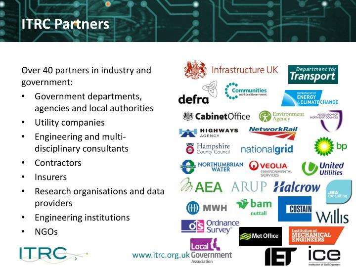 ITRC Partners