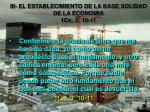 iii el establecimiento de la base solidad de la economia 1co 3 10 11