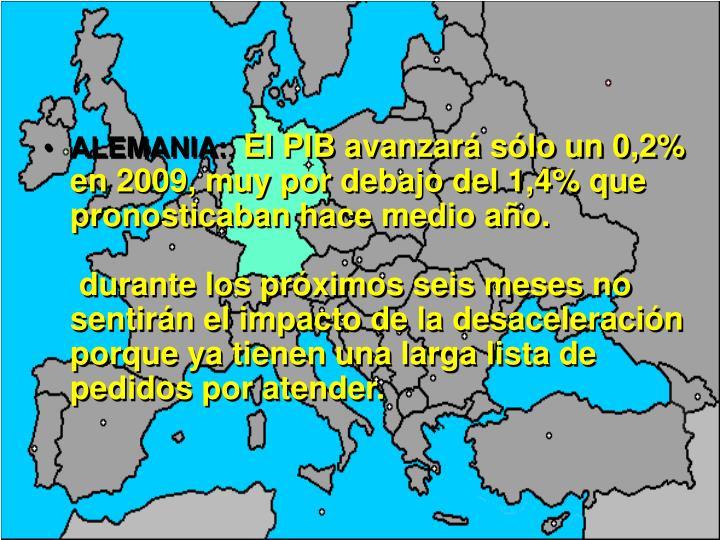 ALEMANIA: