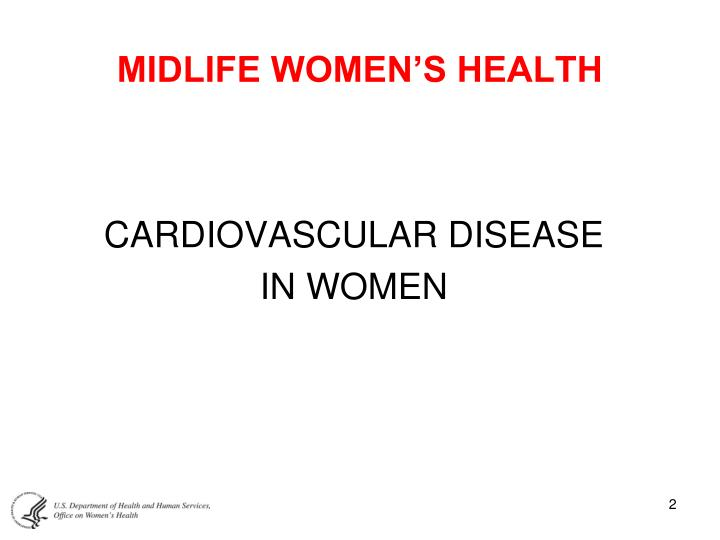 Midlife women s health