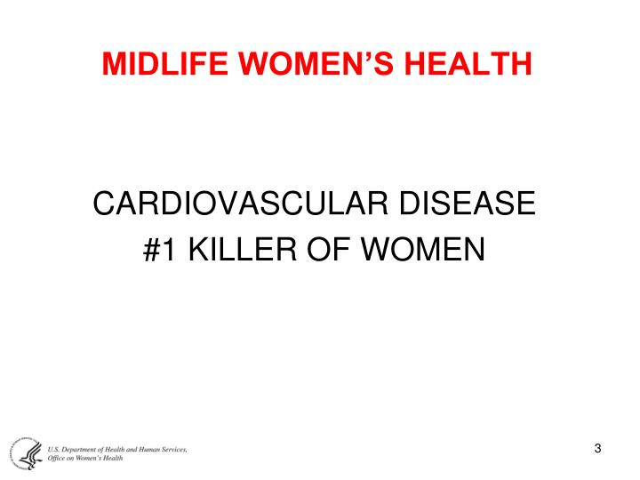 Midlife women s health1