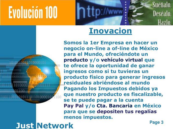 Inovacion