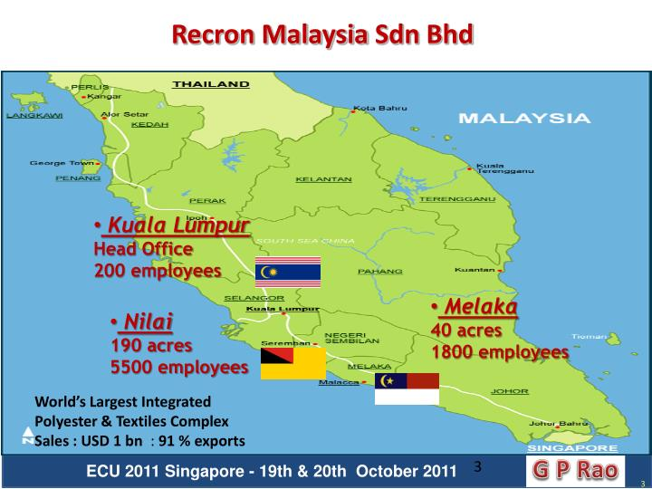 Recron Malaysia
