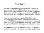 functions5