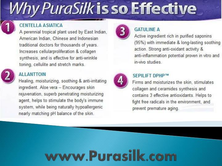 www.Purasilk.com