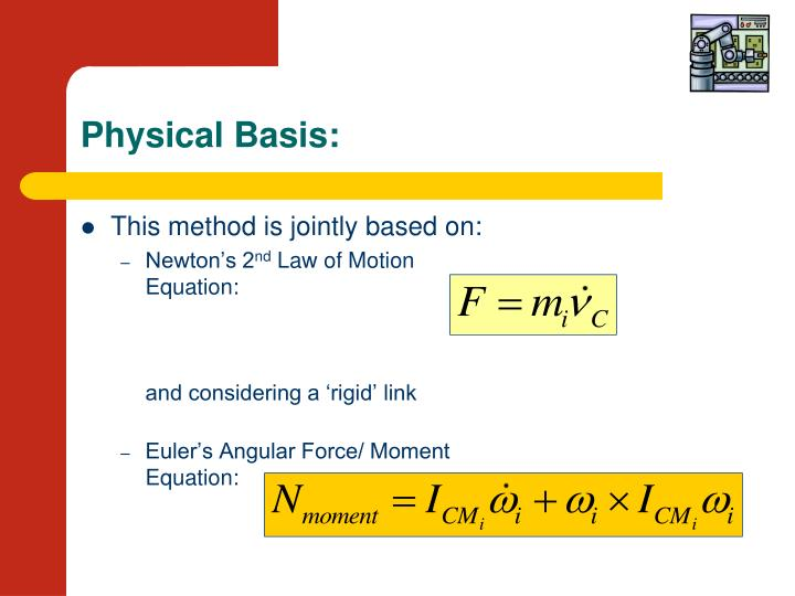 Physical Basis: