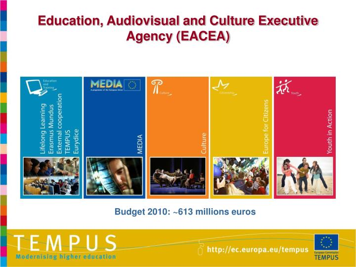 Education, Audiovisual and Culture Executive Agency (EACEA)