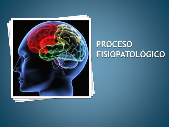 Proceso Fisiopatológico