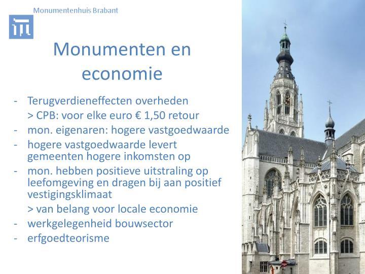 Monumenten en