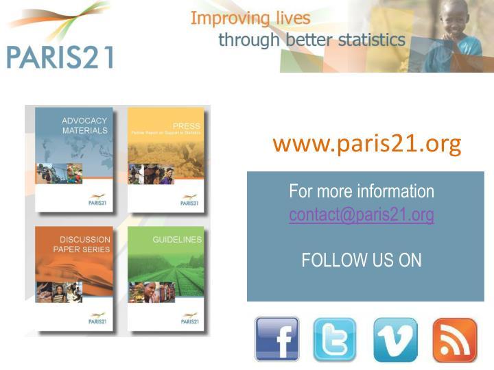 www.paris21.org