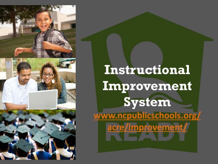 Agenda For Institute