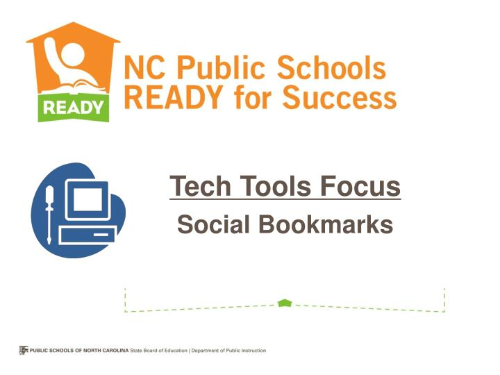 Tech Tools Focus
