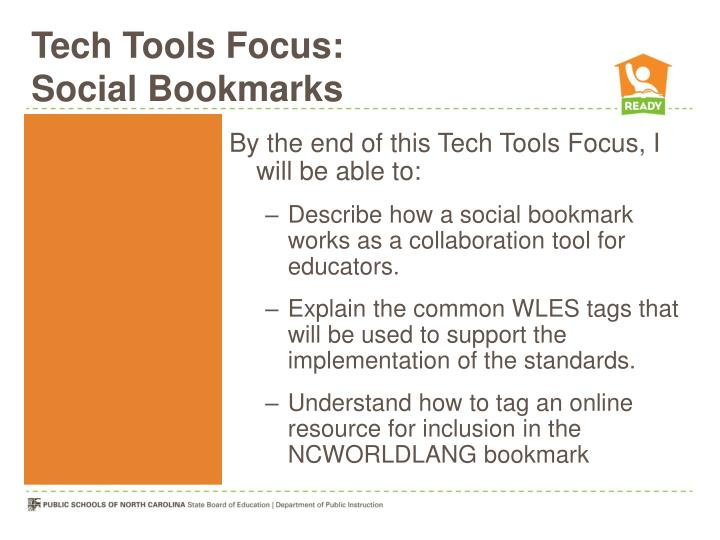 Tech Tools Focus: