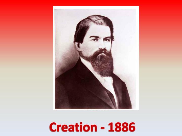 Creation - 1886