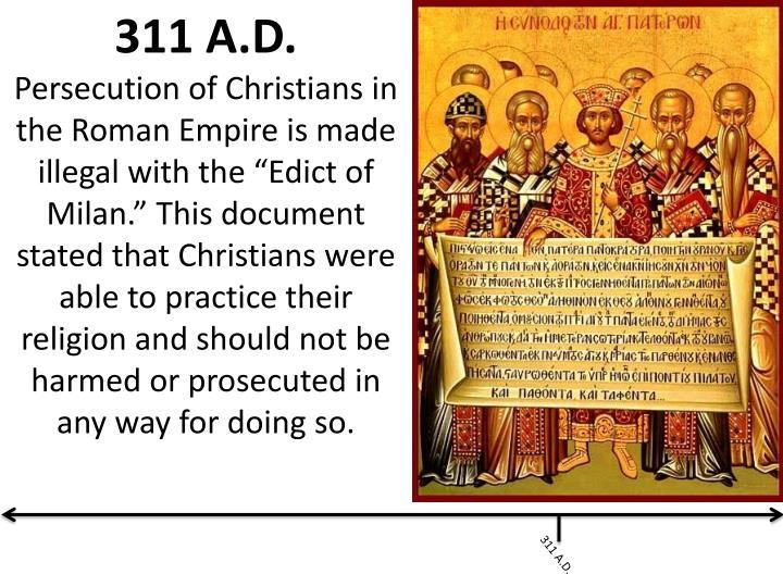 311 A.D.
