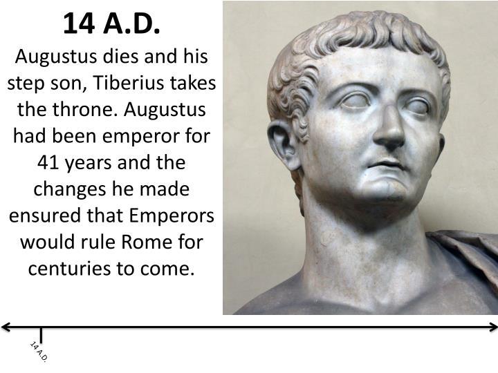 14 A.D.