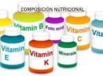 composici n nutricional
