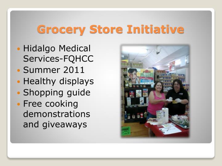 Hidalgo Medical Services-FQHCC
