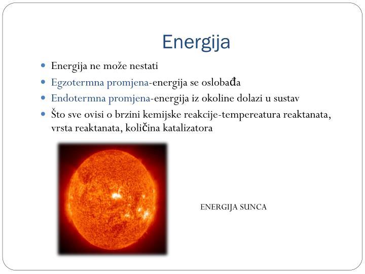 Energija
