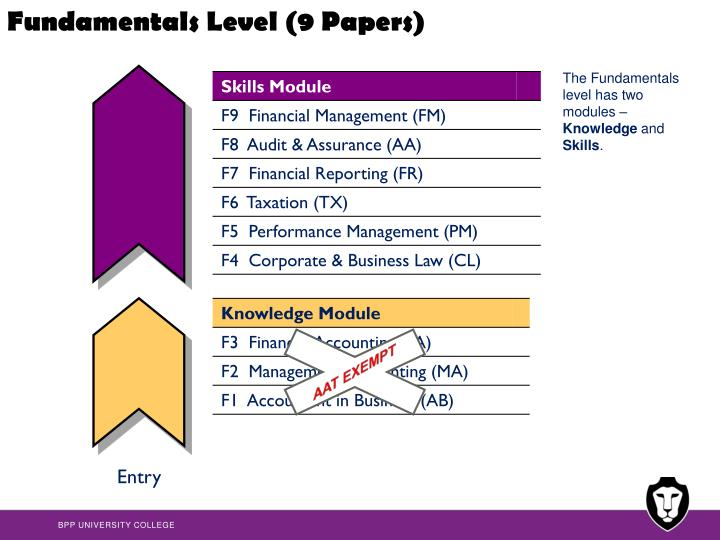 Fundamentals Level (9 Papers)