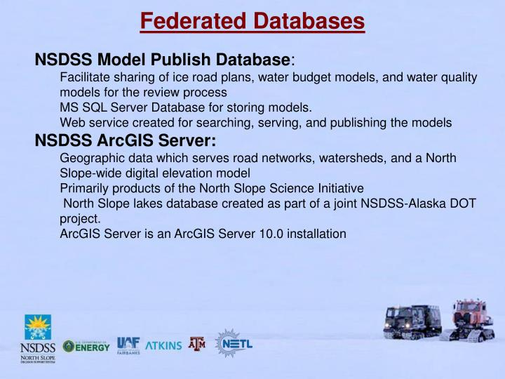 Federated Databases