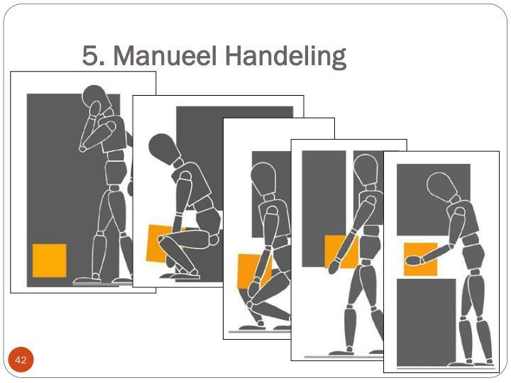 5. Manueel Handeling