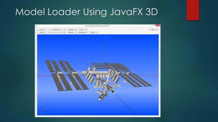Model Loader Using