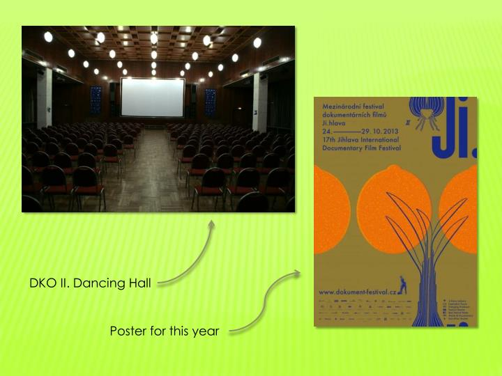 DKO II. Dancing Hall
