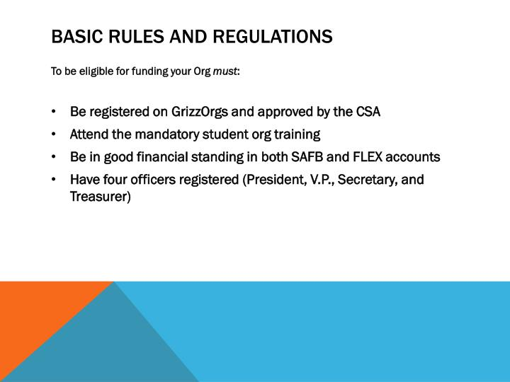 laws regulations basics regulatory process
